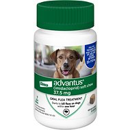 Advantus Large Dog Soft Chew Flea Treatment, 7-count