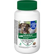 Advantus Large Dog Soft Chew Flea Treatment, 30-count