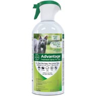 Advantage Flea Treatment Spray for Cats, 8-oz bottle