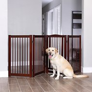 Primetime Petz 360 Configurable Gate with Door, 36-inch
