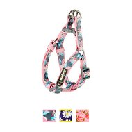 Blueberry Pet Floral Prints Dog Harness, Small, Rose