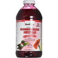Homestead Hummingbird Natural Red Liquid Nectar Concentrate, Red, 32-oz