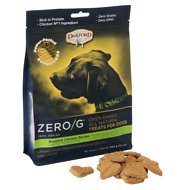 Darford Zero/G Roasted Chicken Dog Treats, 12-oz bag