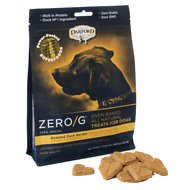 Darford Zero/G Roasted Duck Dog Treats, 12-oz bag