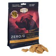 Darford Zero/G Roasted Lamb Dog Treats, 12-oz bag