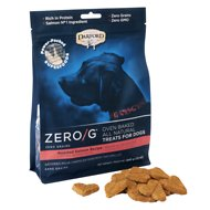 Darford Zero/G Roasted Salmon Dog Treats, 12-oz bag