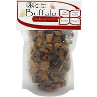 Feline Caviar Buffalo Lungs Cat Treats, 2-oz bag
