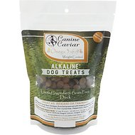 Canine Caviar Omega 3:6:9 Weight Control Alkaline Limited Ingredient Grain-Free Dog Treats, 9-oz bag