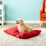 Majestic Pet Super Value Dog Bed, Red, Medium