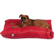 Majestic Pet Super Value Dog Bed, Red, Large