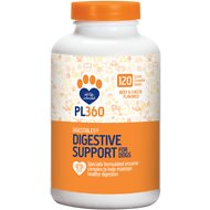 PL360 DigestAbles Digestive Support Dog Supplement, Beef & Cheese Flavor, 120 count