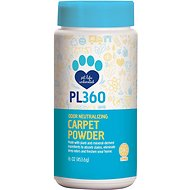 PL360 Odor Neutralizing Citrus Scented Carpet Powder, 16-oz bottle