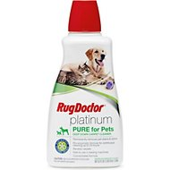 Rug Doctor Platinum Pure for Pets Deep Down Carpet Cleaner, 52-oz bottle