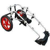 "Best Friend Mobility Elite Wheelchair, X-Large Dog, 23-29"" Tall"