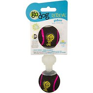 GoDog Retrieval GloBone Dog Toy, Small