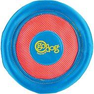 GoDog Retrieval Ultimate Disc Dog Toy, Small