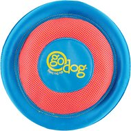 GoDog Retrieval Ultimate Disc Dog Toy, Large
