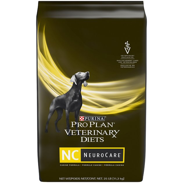 Prescription Dog Food >> Purina Pro Plan Veterinary Diets Neurocare Dry Dog Food, 11-lb bag - Chewy.com