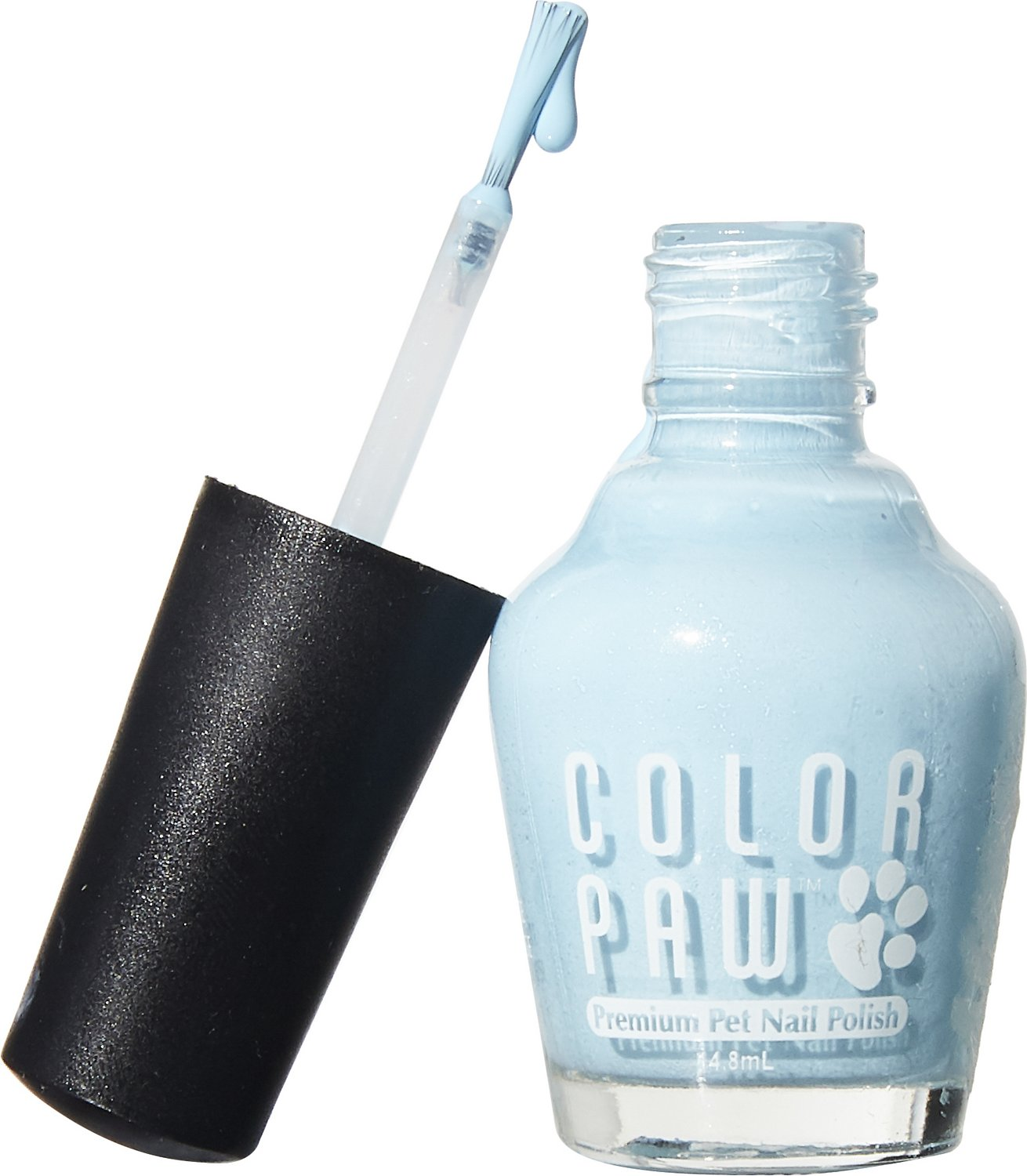 Color Paw Dog Nail Polish Baby Blue Chewy Com