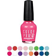 Color Paw Dog Nail Polish, Hot Pink