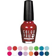 Color Paw Dog Nail Polish, Cranberry Crush