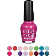 Color Paw Dog Nail Polish, Very Berry