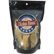 Chasing Our Tails Single Ingredient Chicken Breast Freeze-Dried Dog Treats, 3.5-oz bag