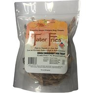 Chasing Our Tails Single Ingredient Tater Fries Sweet Potato Dog Treats, 16-oz bag