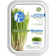 Pet Greens Self Grow Meadow Cat Grass, 7-oz tub