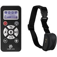 Hot Spot Pets Wireless Waterproof & Rechargeable Long Range Dog Training Collar, Black