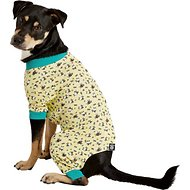 PetRageous Designs Counting Sheep Dog PJs, Yellow, Medium