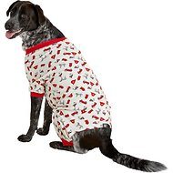 PetRageous Designs Firetruck Dog PJs, X-Large
