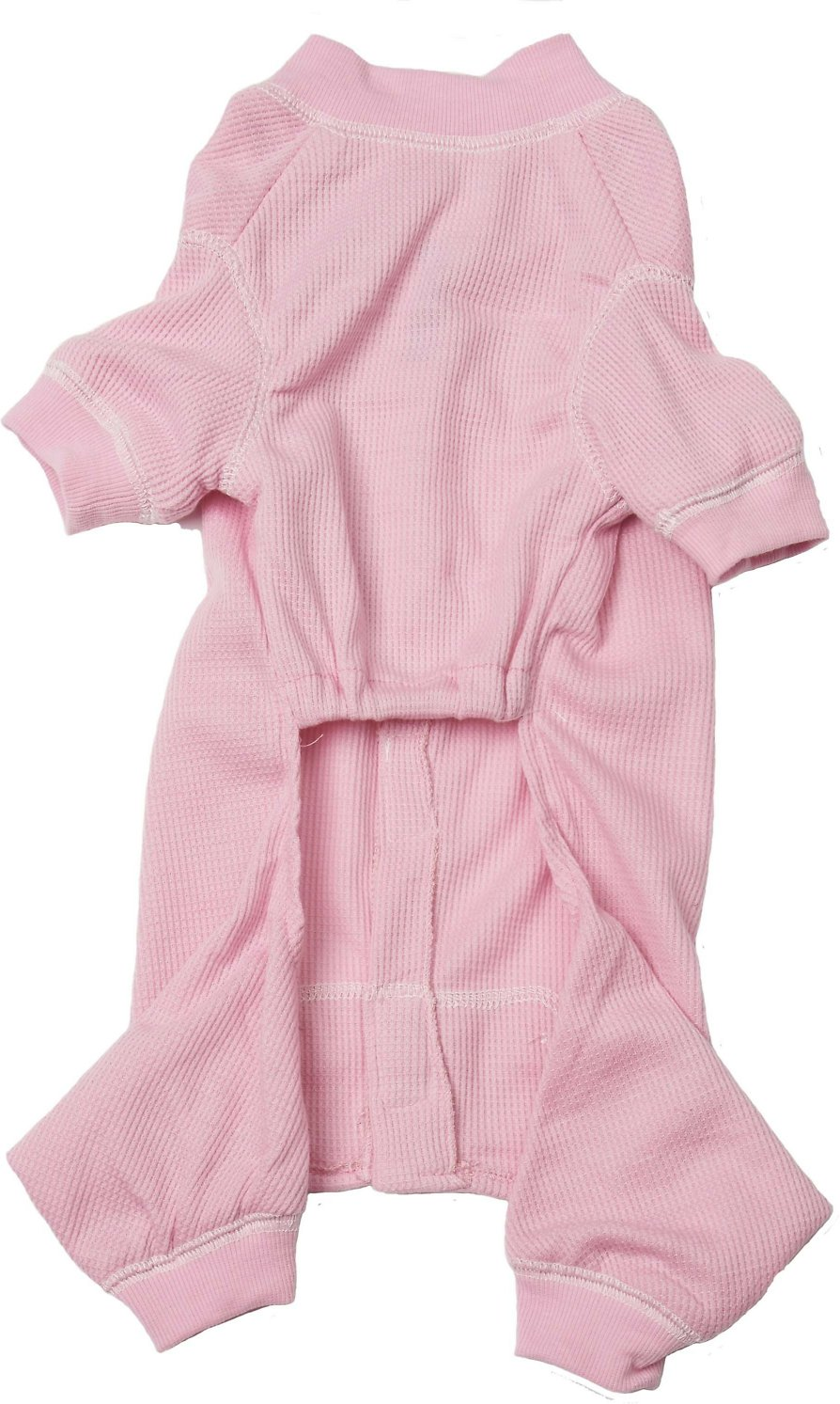 Petrageous designs cozy thermal dog pjs pink medium chewy video nvjuhfo Images