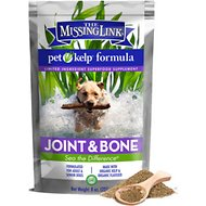 The Missing Link Pet Kelp Formula Joint & Bone Dog Supplement, 8-oz bag