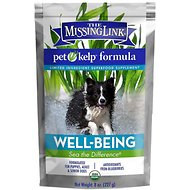 The Missing Link Pet Kelp Well-Being Dog Supplement, 8-oz bag