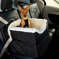 Snoozer Pet Products Lookout II Dog & Cat Car Seat, Small, Black