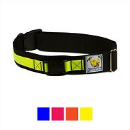 Squishy Face Studio Hands Free Dog Leash Belt, Small/Medium, Yellow