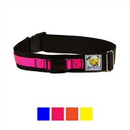 Squishy Face Studio Hands Free Dog Leash Belt, Medium/Large, Pink