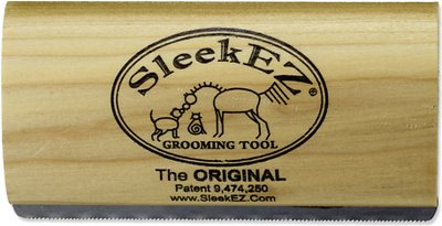Sleekez Deshedding Grooming Tool Medium Chewy Com