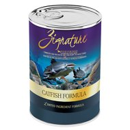 Zignature Catfish Limited Ingredient Formula Grain-Free Canned Dog Food, 13-oz, case of 12