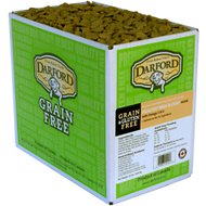 Darford Healthy Skin & Coat Grain-Free Mini Dog Treats, 15-lb box