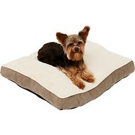 Frisco Pillow Pet Bed Mat, Khaki Green, Small