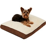 Frisco Pillow Pet Bed Mat, Brown, Small
