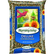 Morning Song Deluxe Wild Bird Food, 10-lb bag