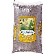 Morning Song Goldfinch Thistle Seed Wild Bird Food, 10-lb bag