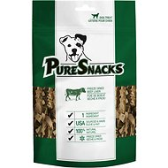 PureSnacks Beef Liver & Cheese Freeze-Dried Dog Treats, 6.7-oz bag
