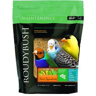 Roudybush Daily Maintenance Bird Food Nibles, 44-oz bag