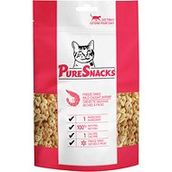 PureSnacks Shrimp Freeze-Dried Cat Treats, 0.42-oz bag