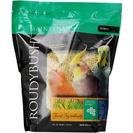 Roudybush Daily Maintenance Bird Food Crumble, 44-oz bag