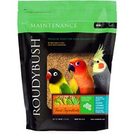 Roudybush Daily Maintenance Bird Food Mini, 44-oz bag
